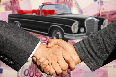 Acheter une nouvelle voiture